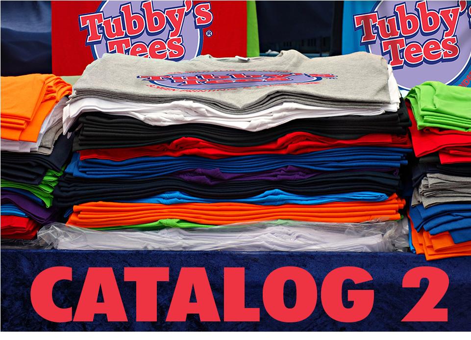 tubbys tees t-shirts catalog 2